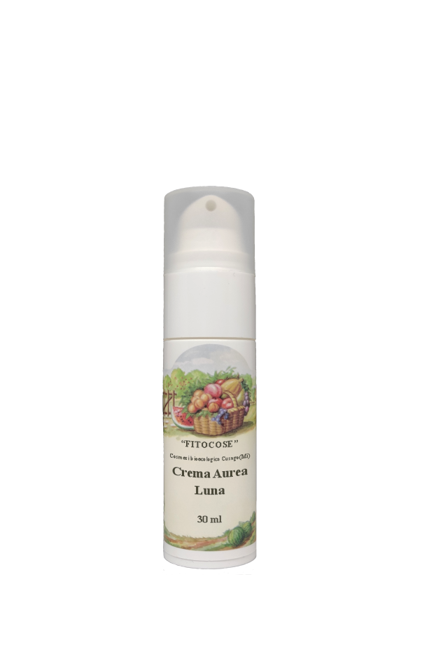 Crema Aurea Luna - organic natural standard • Fitocose.it